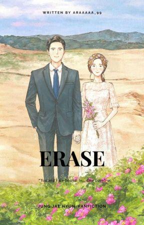 Erase | Jung Jaehyun ✔ by sjnctxx_