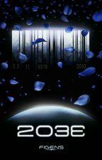 2033  #Wattys2018 by SIRIUSABC