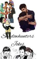 Vtipy o Tieňolovcoch #01 by VtipyShadowhunters