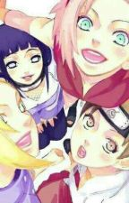 The Girls - Naruto by Hinata_Uzumaki01