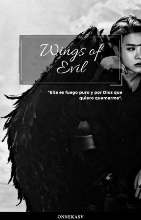 Wings of Evil >> •Hoseok x Tú• [Terminada✔️] by OnnekasV