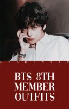 \\ BTS 8th Member Outfits // by rzfg_b