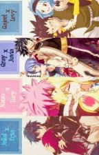 Tomb Of Time And Destiny: A Fairy Tail Fanfic by NataliaRavenX