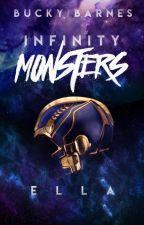 Infinity Monsters☆BUCKY BARNES [3] Infinity War by BuckyCinnamonRoll