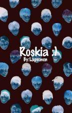 Roskia :) by Lapsonen