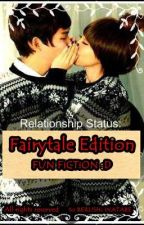 Relationship Status Fairytale Edition xD by MomokoChii