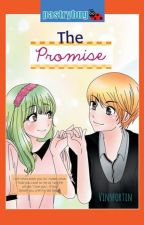 The Promise (Published under LIB) by vinsfortin