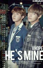 He's Mine [Vhope/ Taeseok]  by Namjoonsbaby_