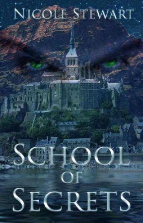 School of Secrets by GoldenPen_