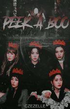 Peek-A-Boo by czezelle