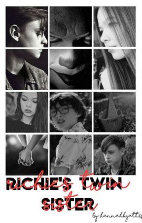 IT|| Richie's Twin Sister|| 2017 by hannahhyatt14
