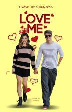 Love Me [1] ➢ Daniel Sharman by blurryfxce-