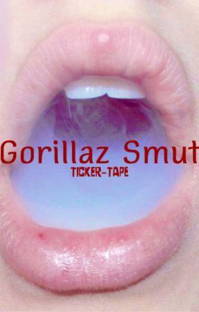 Gorillaz Smut  by ticker-tape