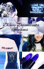 Disney Descendants GIFs + Imagines + Prefrences by mynamesmadison