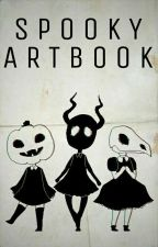 ~SPOOKY ARTBOOK~[ZAWIESZONE] by Ghostie_Draws