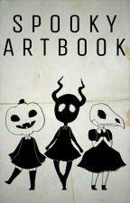 ~SPOOKY ARTBOOK~[ZAWIESZONE] by Ghostie_Draws