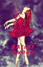 Ballet Shoes by KatGasai