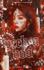 PEEK A BOO. by HOESEOKIE