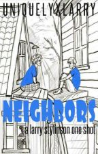 neighbors ➸larry stylinson by uniquelyxlarry
