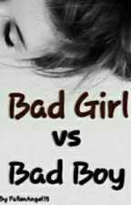 bad girl vs bad boy by LismaWati3