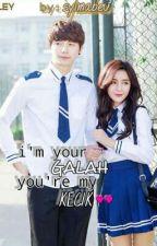 i'm your GALAH, you're my KECIK by syimabeu