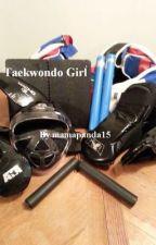 Taekwondo Girl by mamapanda15