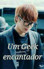 •Um Geek encantador• Jin ♡ by vanessa_tae
