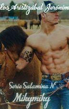 Los Aristizábal. Jerónimo. Serie Salamina N° 8 by Mikymiky18