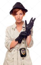 la detective scarlet y la desaparición en halloween by lapequeavalentinahin