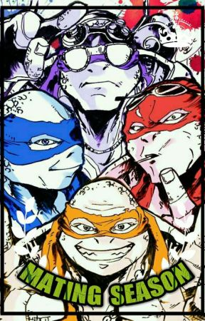TMNT X Reader -|MATING SEASON|- - Parasitica Leo X Reader