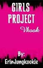 Girls Project• Vkook[GS] by ErinJungkookie