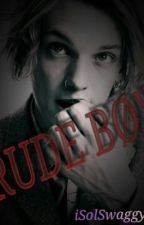 RUDE BØY | Jamie Campbell Bower by xKagomex