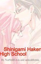 Shinigami Haken High School (Black Butler) by iamcalifornia