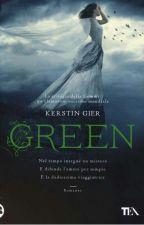 Citazioni trilogia delle gemme Green by 20ceci02
