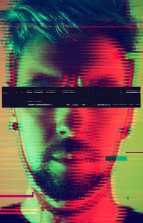 The Glitchy Man (Adopted by Jacksepticeye) by LunaQuinox