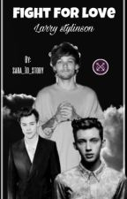 Fight for love-larry  by sara_1d_story