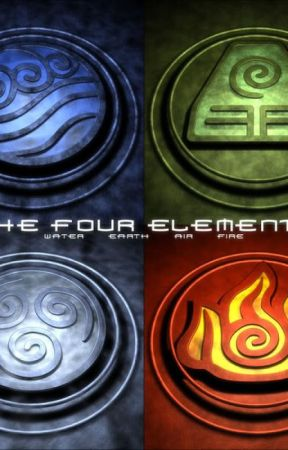 The Elemental Four. by Lizz70
