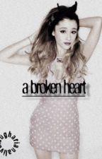 A Broken Heart by livelaughariana