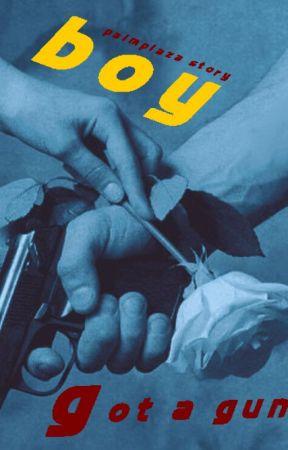 Boy Got A Gun // ChanBaek by pinkukimchi