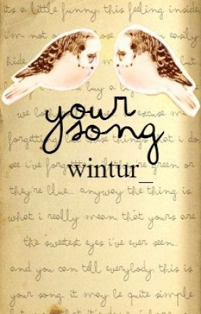 Your Song [Liam Payne] by winturr