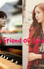 """A Friend Of Life"""" Kyuhyun Fanfiction"""" by KKStories_"""