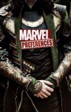 Marvel | Preferences by the_Shaforostov