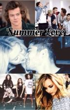 Summer Love//1D&LM by lunalove123