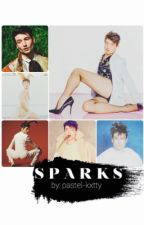 SPARKS//Ezra Miller by pastel-kxtty