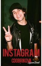 Instagram [David Dobrik] RE-WRITTEN by cdobrikova
