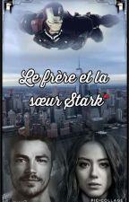 • Le Frère et la Sœur Stark • by Lea_marie15