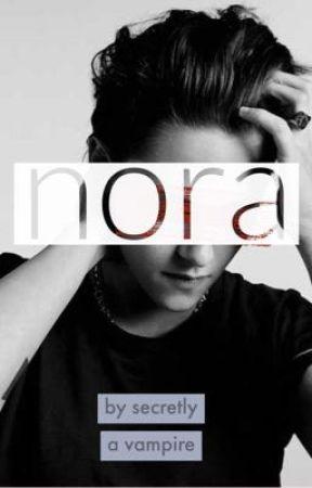 Nora by Secretlyavampire0w0