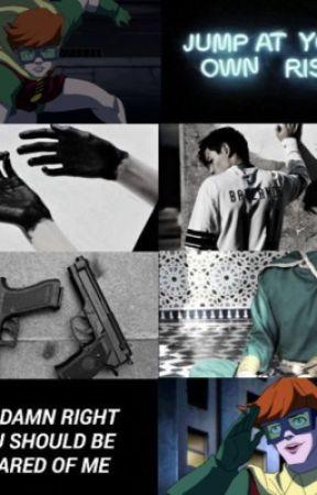 The Unknown Robin • CK by AgentKenobi