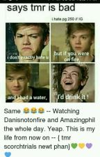 TMR reacts to ships and dares  by Beth_Kendall