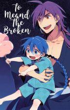 To Meand The Broken  / Sinbad x Reader [Modern AU] by Maryposavik